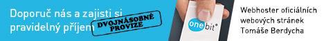 ONEbit hosting - doporučte nás a získejte dvojnásobnou provizi